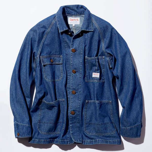 [SMITHS AMERICAN]CHARLIE COVERALL