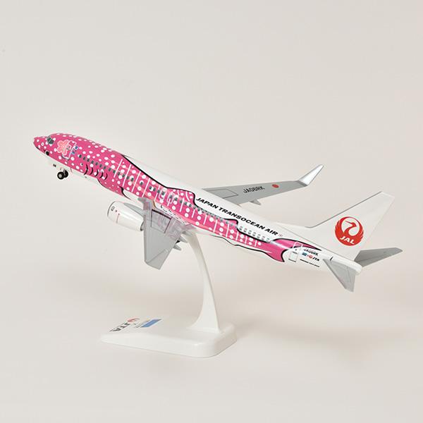 1/130 737-800 さくらジンベエジェットスナップインモデル