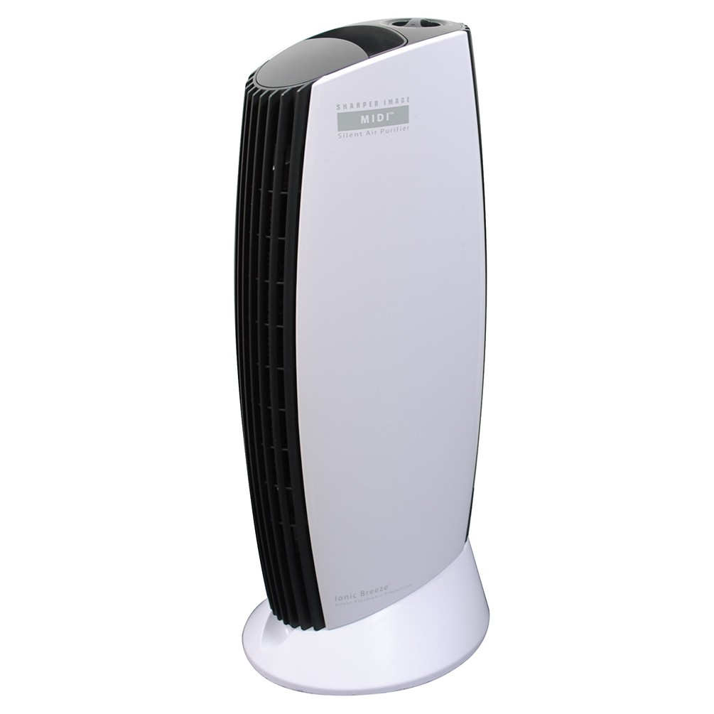 イオニックブリーズ MIDI空気清浄機 ロイヤルパープル 小型家電 ピアノホワイト