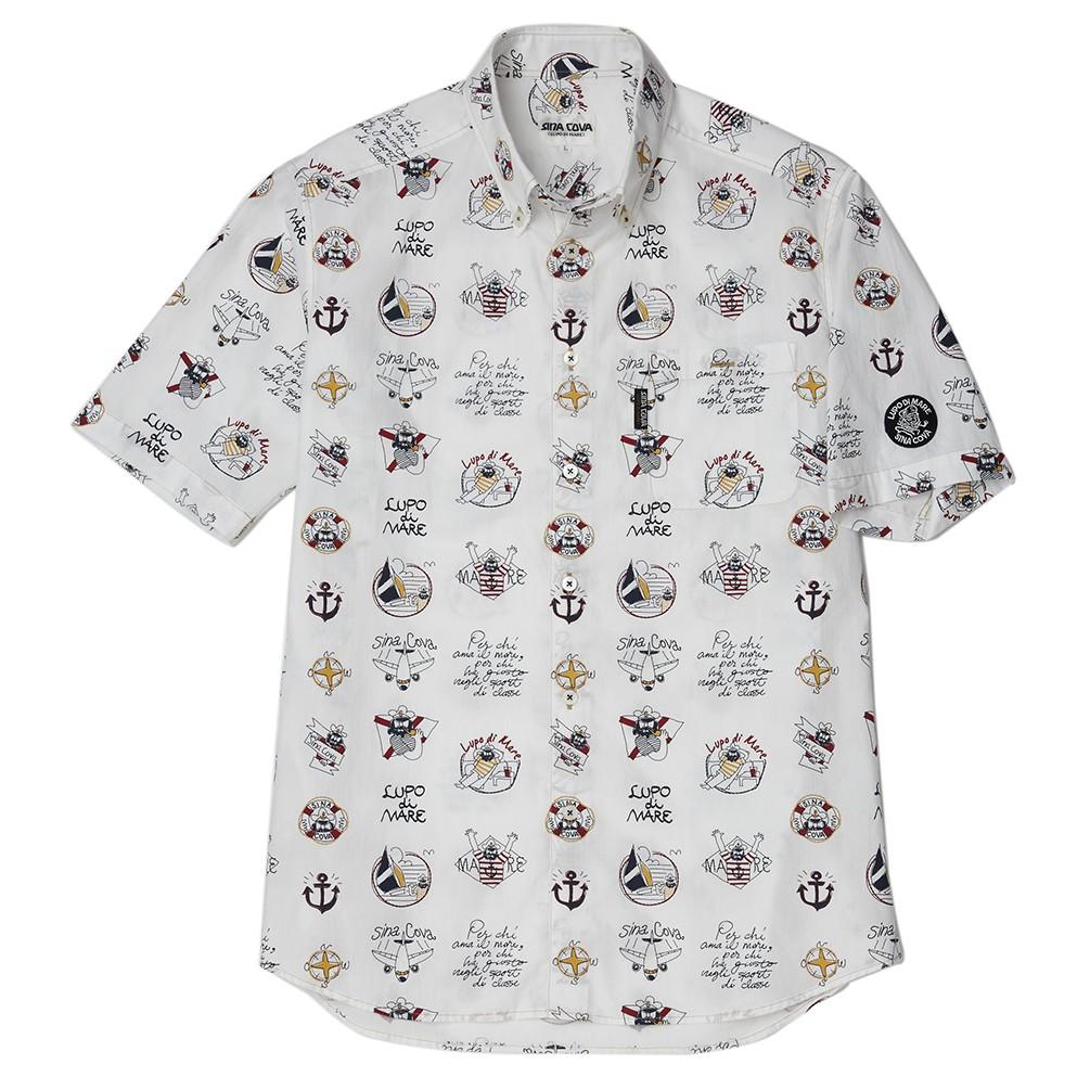 [シナコバxJALショッピング]オリジナルマイクロサッカーシャツ M