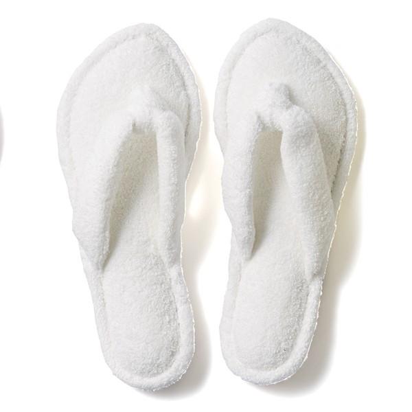 [ウチノ]サンダルスリッパ(S/Mサイズ) ホワイト S