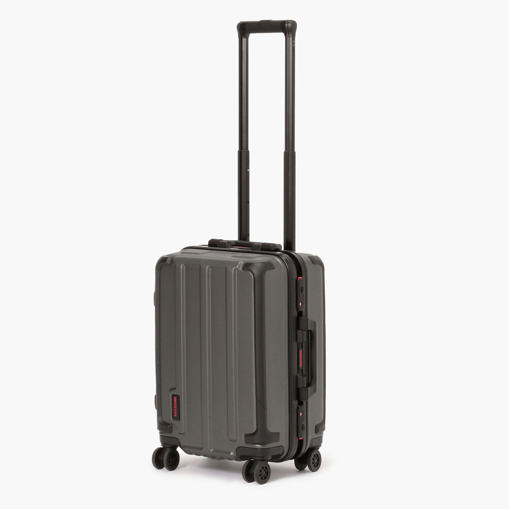 [ブリーフィング]キャリーケースH-35 HD(35L) グレー