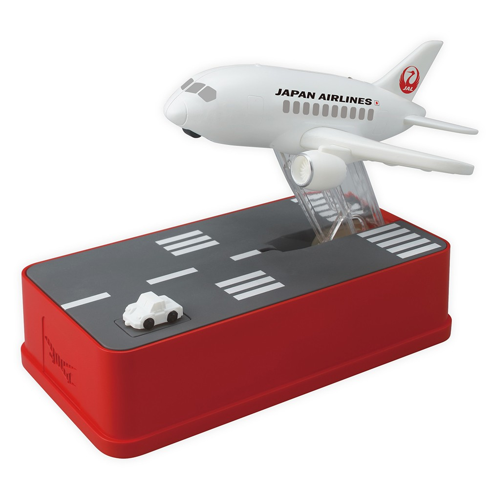 〈JALオリジナル〉飛行機貯金箱