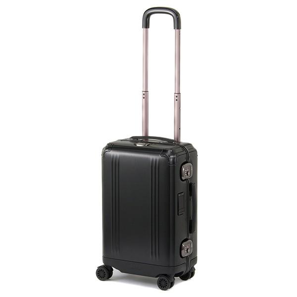 [ゼロハリバートン]PURSUIT アルミニウムスーツケース(ブラック)32L 9422001
