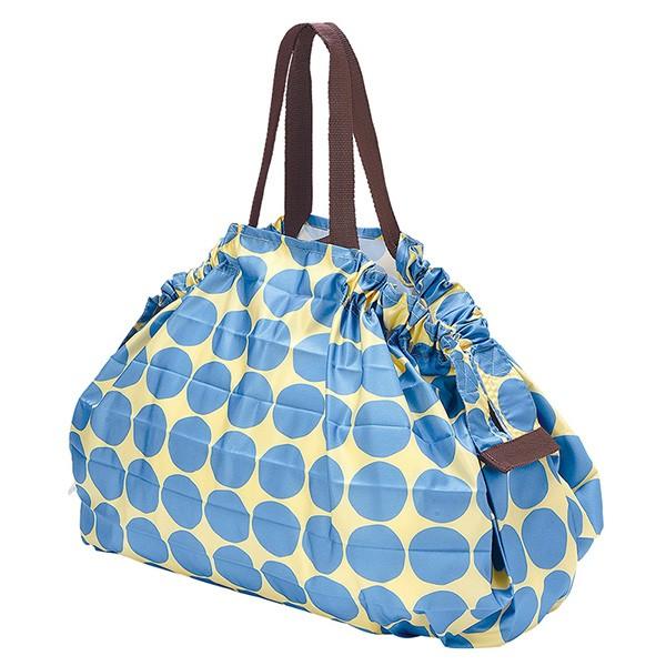 [マーナ]コンパクトバッグ「Shupatto」Lサイズ ドット