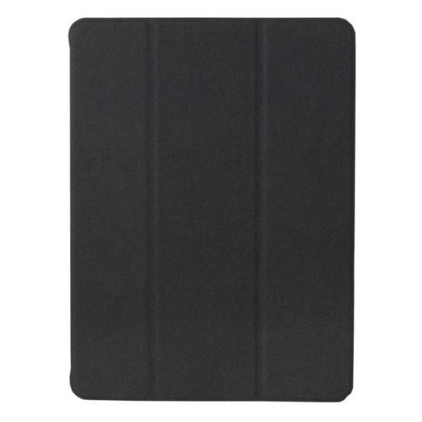 [オウルテック]iPad 10.2インチケース Apple Pencil収納(OWL-CVIB10201) ブラック 日用雑貨 ブラック