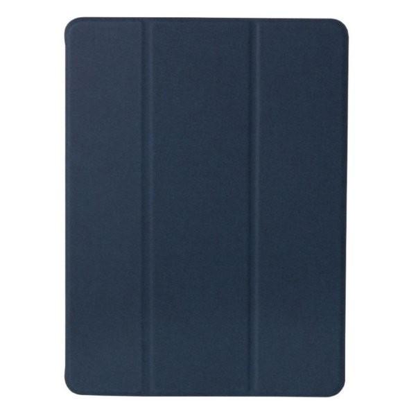 [オウルテック]iPad 10.2インチケース Apple Pencil収納(OWL-CVIB10201) ブラック 日用雑貨 ネイビー