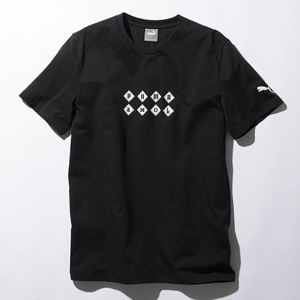 [プーマxAMOK]BRAVE Tシャツ M メンズ アウター/トップス M
