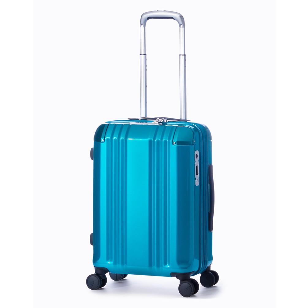 [アジア・ラゲージ]デカかるEdge ALI-008-18W(34-40L) ターコイズブルー