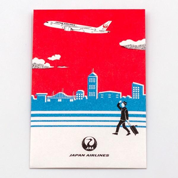 [JALオリジナル]ポチ袋5枚入り エアプレーン