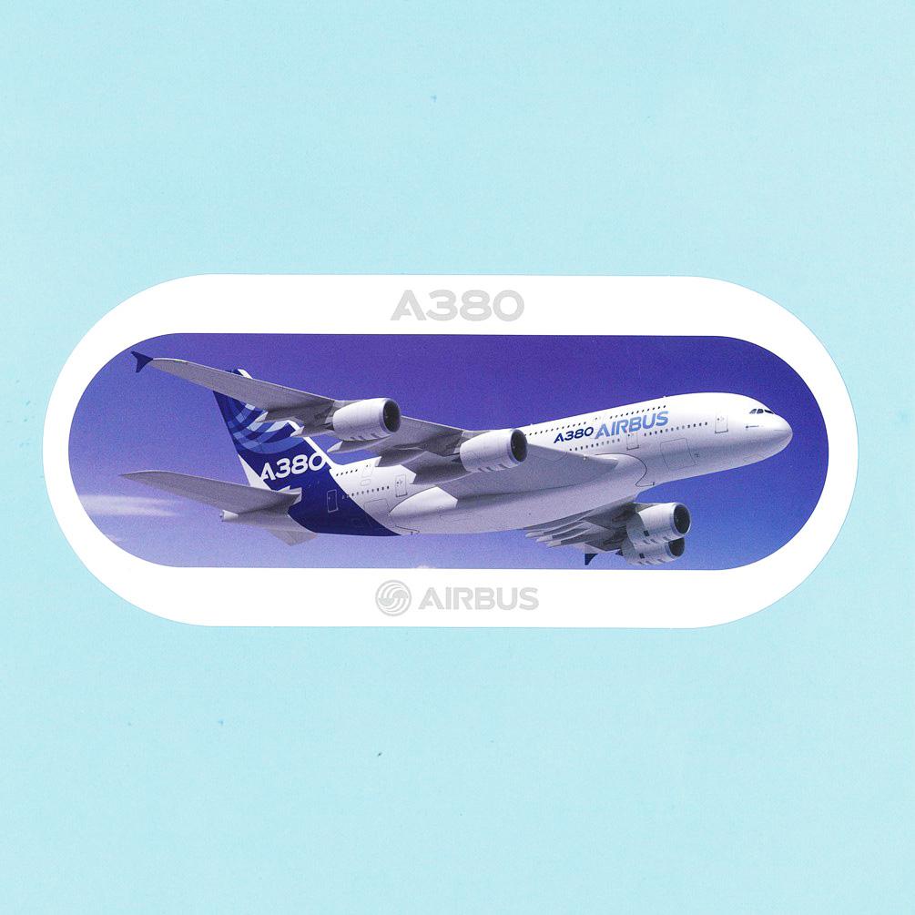 [エアバス]ステッカー A380 A380
