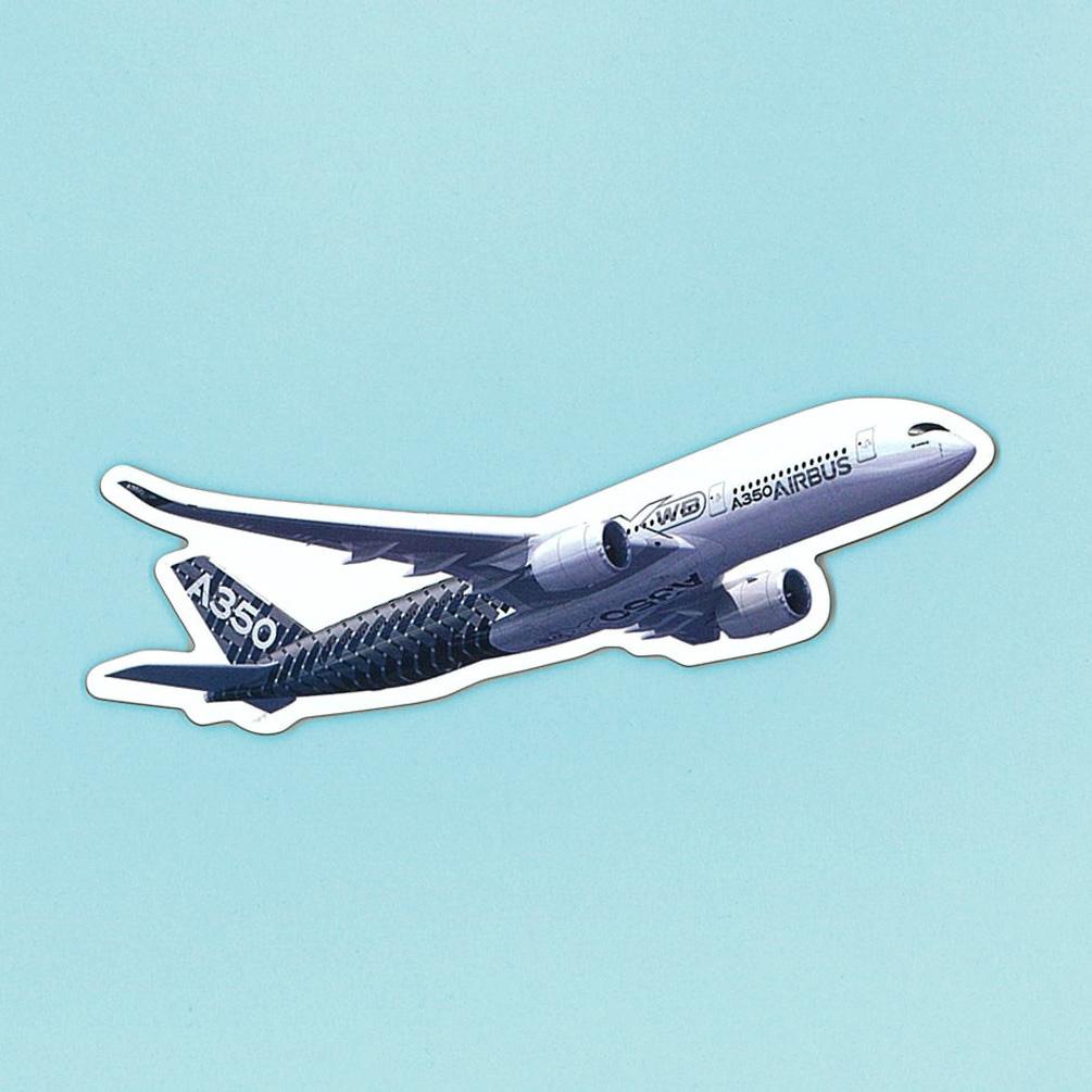 [エアバス]マグネット BELUGA A350XWB