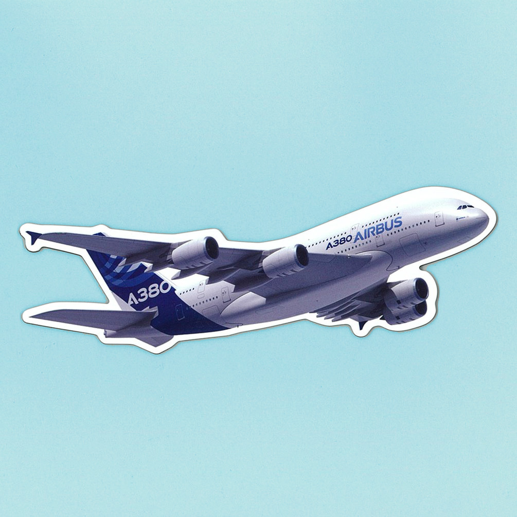 [エアバス]マグネット BELUGA A380