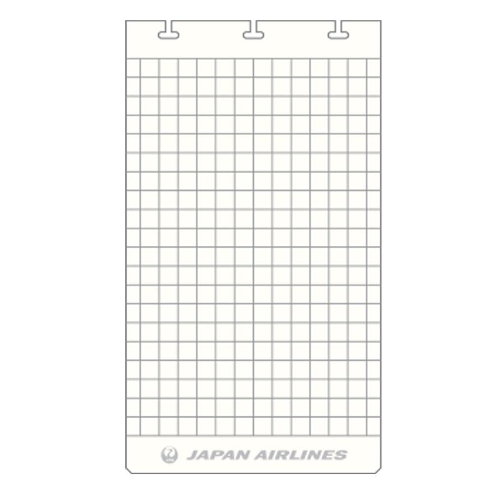 [JALオリジナル]フレックスノートD3レフィル 方眼