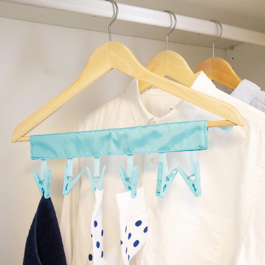 [旅人専科]トラベル洗濯ピンチ