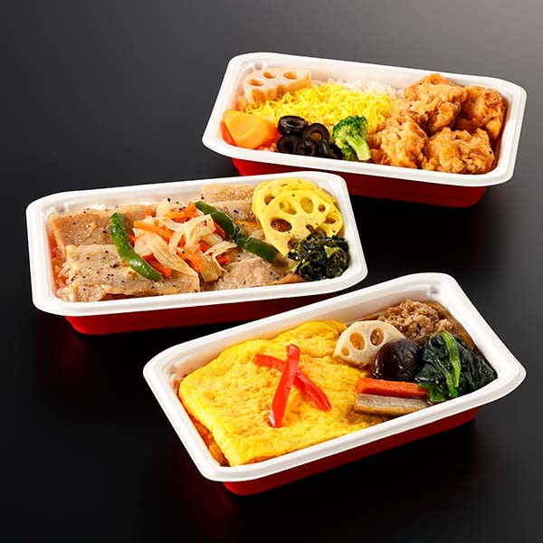 【BISTRO de SKY】 第四弾 賛否両論シリーズ3種12食(コンソメスープ付き) 冷蔵・冷凍品