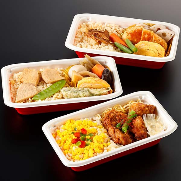 【BISTRO de SKY】 第四弾 九州シリーズ3種6食セット(コンソメスープ付き) 冷蔵・冷凍品