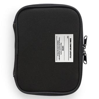 [バナルコンフォートライフスタイル] NEOパスポートケース ブラック