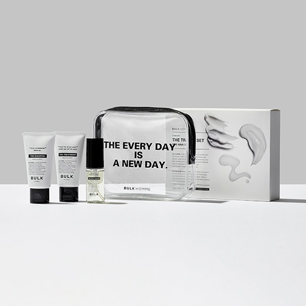 [バルクオム]THE TRAVEL SET FOR HAIR CARE