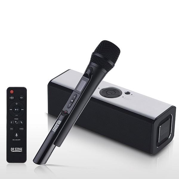 [オン・ステージ]Bluetooth カラオケスピーカーセット