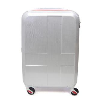 [イノベーター]ジッパーキャリーケース(38L) ホワイトカーボン 4輪
