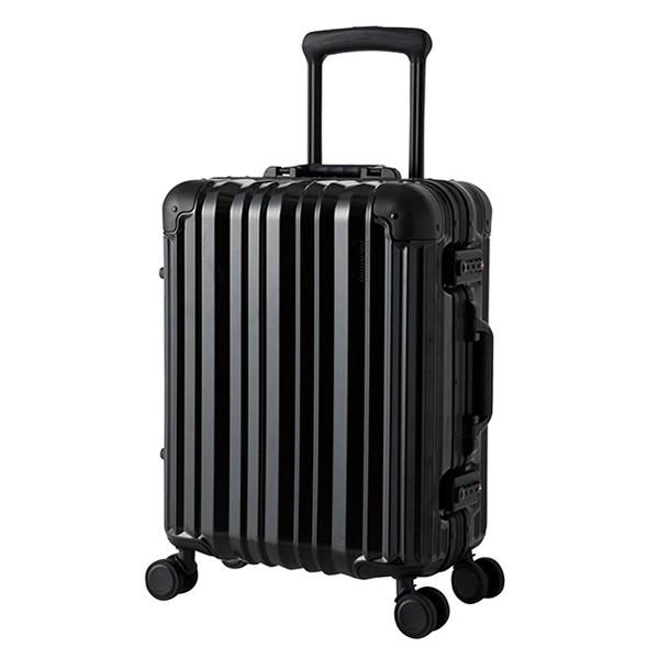 [RICARDO]エルロン ボールト 19インチ スーツケース キャリーオン ブラック