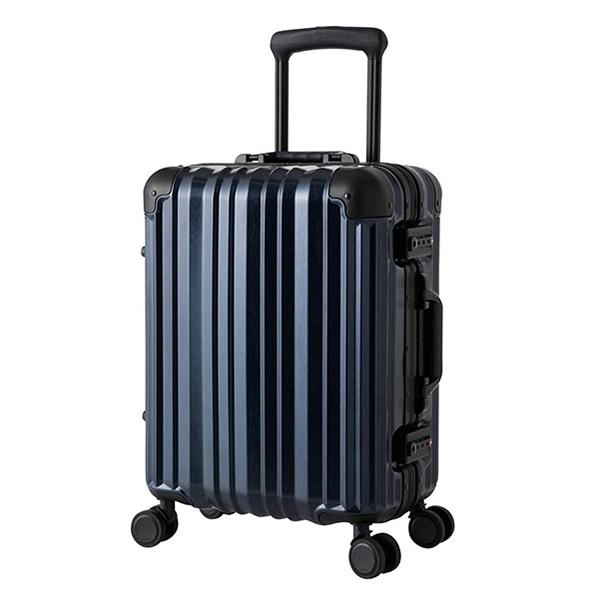 [RICARDO]エルロン ボールト 19インチ スーツケース キャリーオン ネイビー