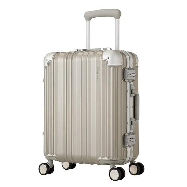 [RICARDO]エルロン ボールト 19インチ スーツケース キャリーオン グレー