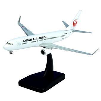 1/400 JALボーイング737-800 ダイキャストモデル