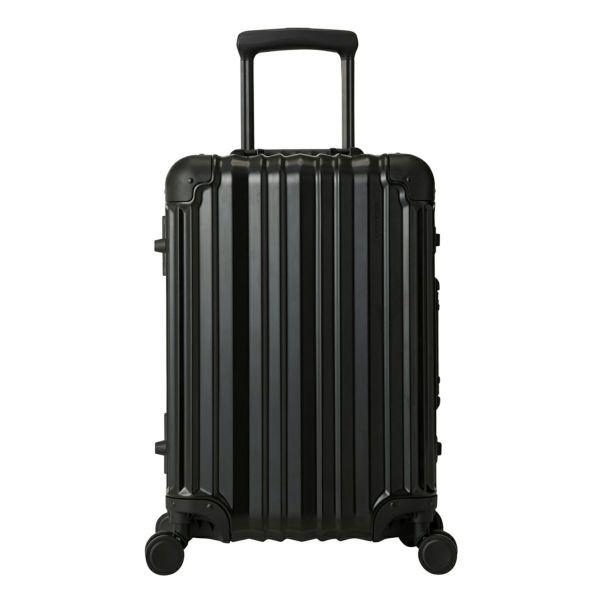 [RICARDO]エルロン ボールト 20インチ スピナー スーツケース ブラック