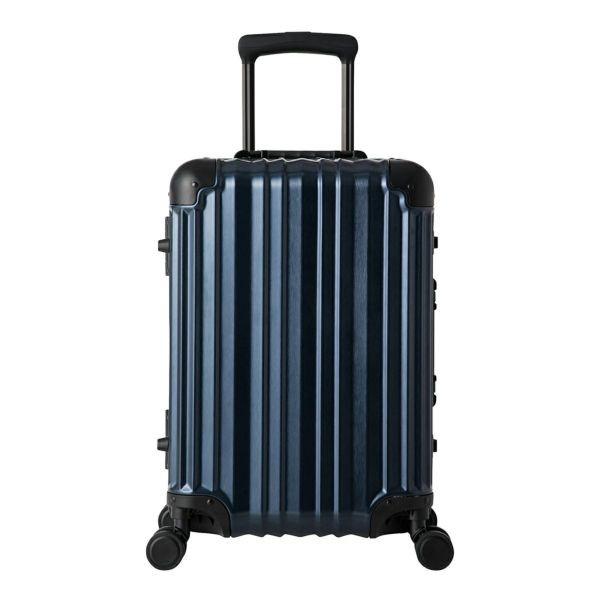 [RICARDO]エルロン ボールト 20インチ スピナー スーツケース ネイビー