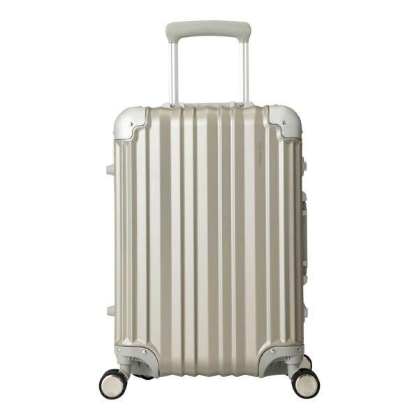 [RICARDO]エルロン ボールト 20インチ スピナー スーツケース グレー
