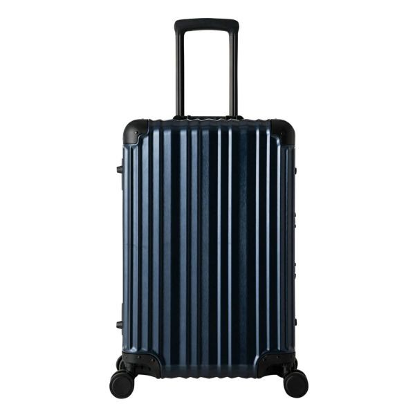 [RICARDO]エルロン ボールト 24インチ スピナー スーツケース ネイビー