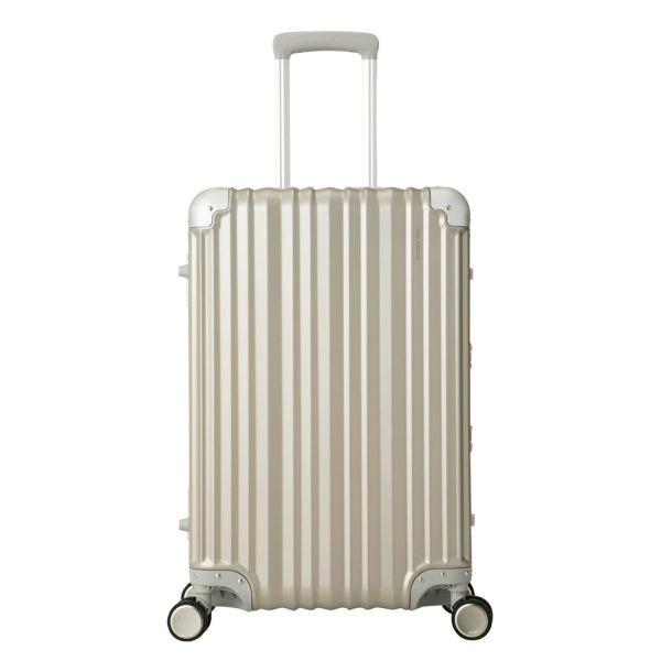 [RICARDO]エルロン ボールト 24インチ スピナー スーツケース グレー