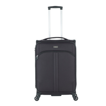 [アントラー]軽量スーツケース エア ブラック