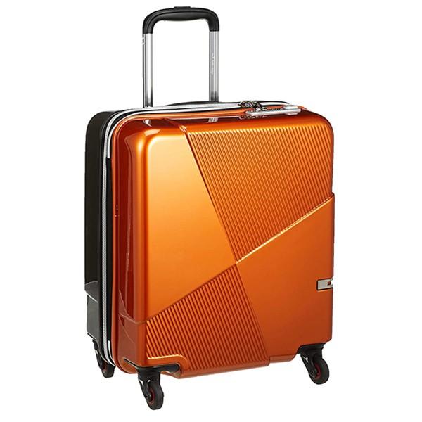 [hideo design]マックス キャビンEX(42L) オレンジ×チャコールグレー