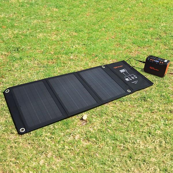 エバーブライト 21W ソーラーパネル 大型家電