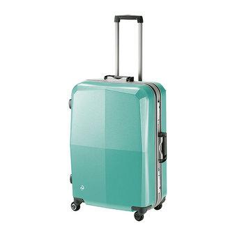 [プロテカ] エキノックスライト オーレ スーツケース68L ピーコックブルー