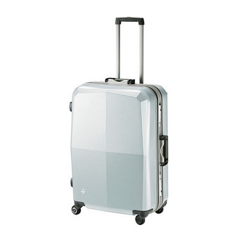 [プロテカ] エキノックスライト オーレ スーツケース96L シルバー