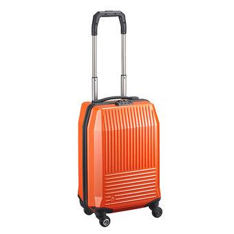 [プロテカ] フリー ウォーカー ディー スーツケース59L サンセットオレンジ