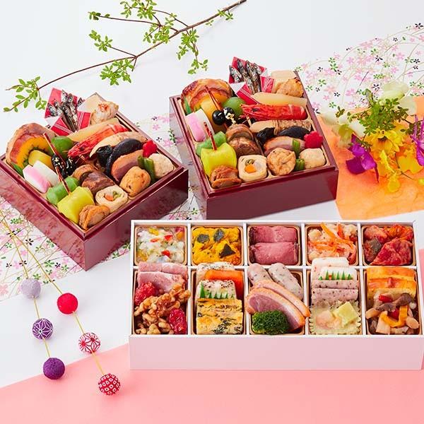 [京都しょうざん]和の個食おせち料理&オードブル