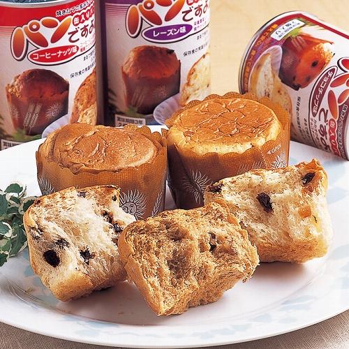 パンの缶詰 「パンですよ!」