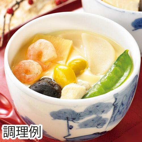 〈金茶寮〉茶碗蒸しの素