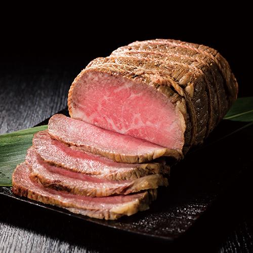 飯村牛のローストビーフ