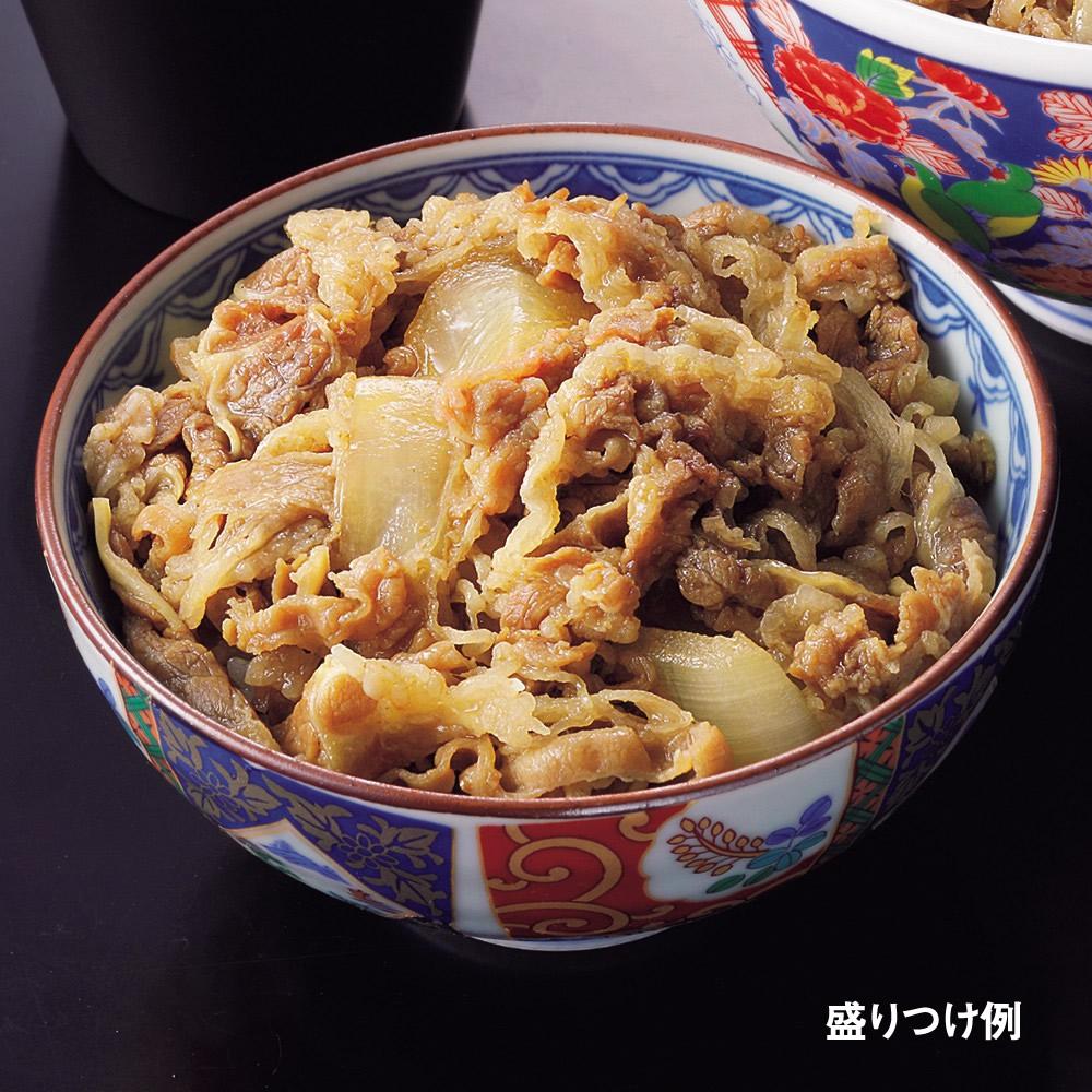 〈吉野家〉冷凍牛丼の具12食(ミニ)