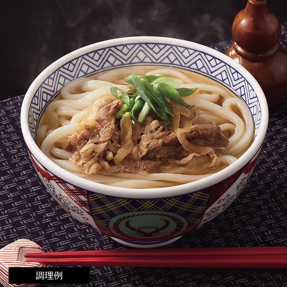 〈吉野家〉牛肉うどん5食セット