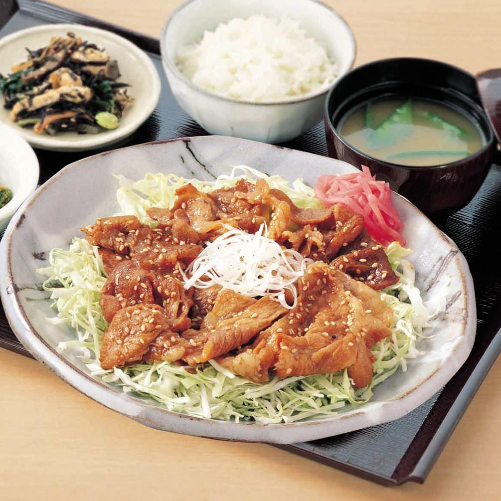 【よりどり6点9,900円(税抜)】よりどり冷凍マルシェ 和風もち豚生姜焼き