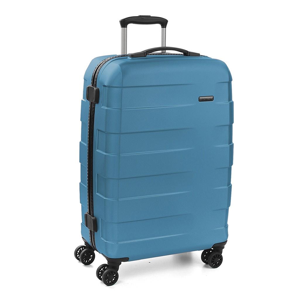 [ロンカート] RV 18 ジッパ-キャリーケース 97L ブルー