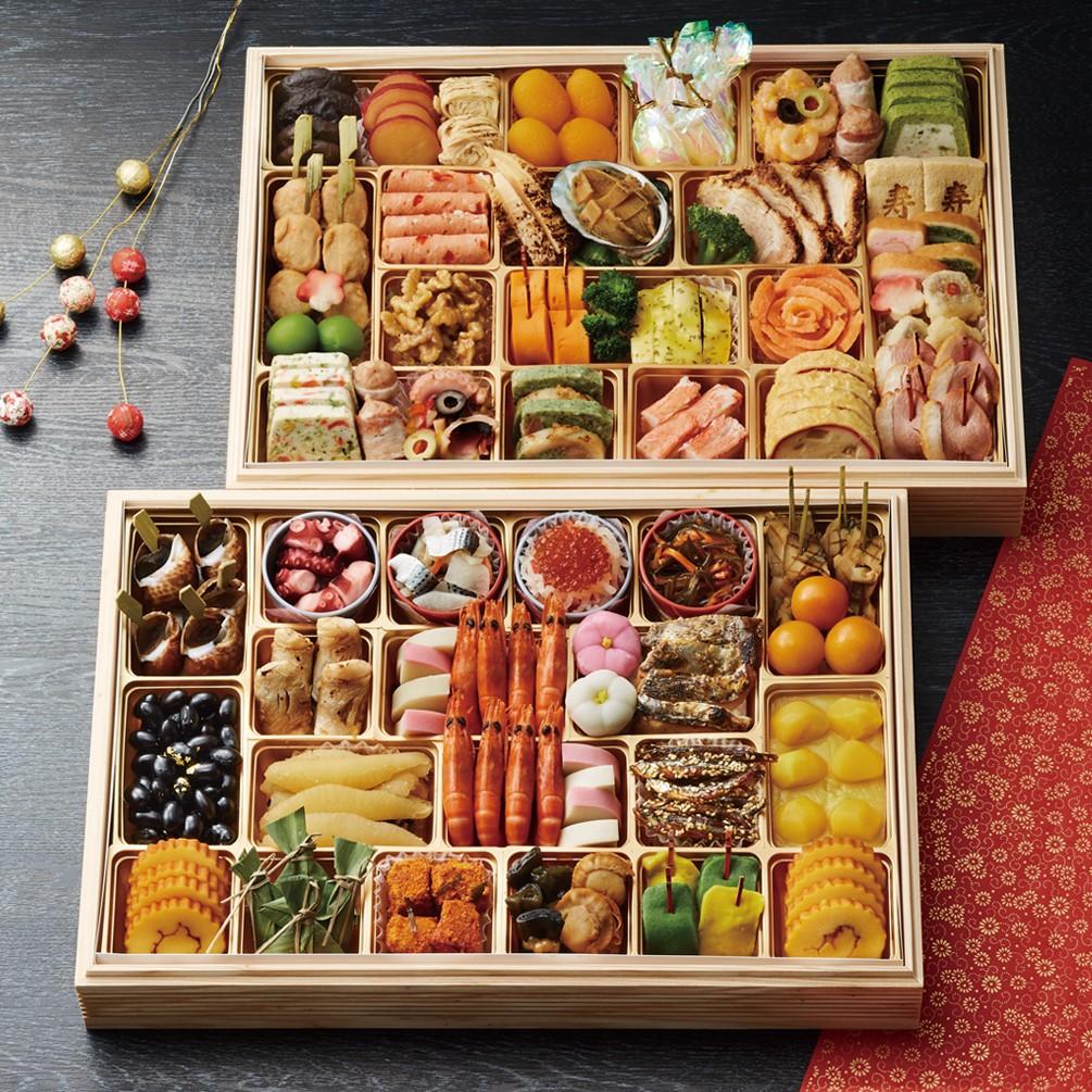 [ふく吉]お集まりおせち「祭り膳」