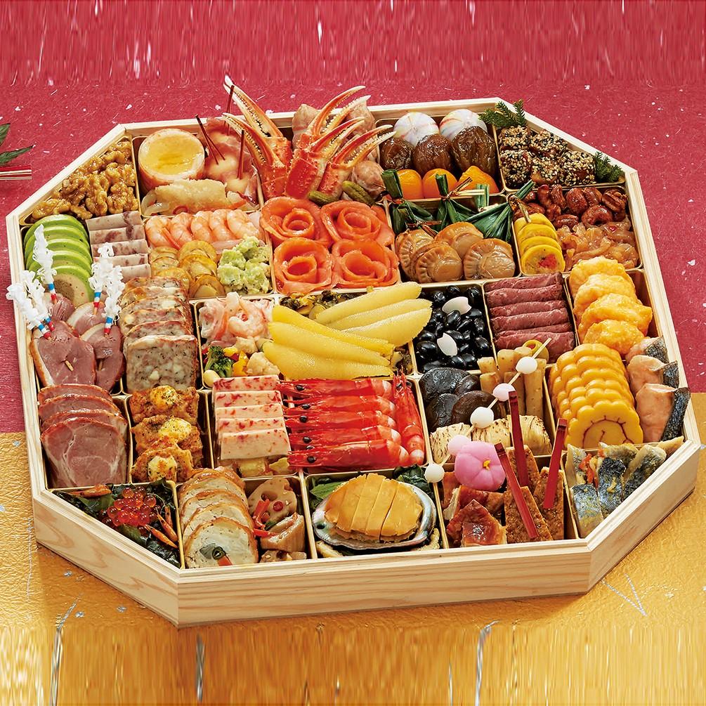 [ふく吉]和洋中お料理「慶びの宴」